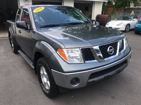 2008 Nissan Frontier for sale at Alexander Antkowiak Auto Sales in Hatboro PA