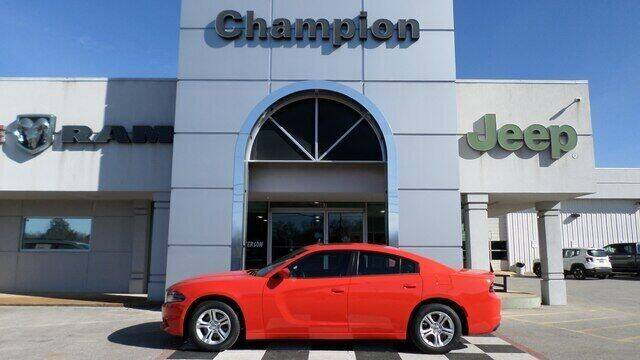 2019 Dodge Charger for sale at Champion Chevrolet in Athens AL