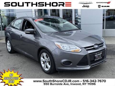 2014 Ford Focus for sale at South Shore Chrysler Dodge Jeep Ram in Inwood NY