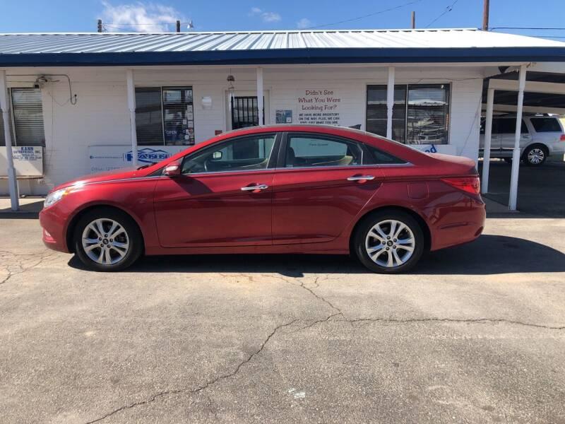 2013 Hyundai Sonata for sale at Kann Enterprises Inc. in Lovington NM