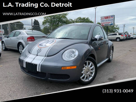 2006 Volkswagen New Beetle for sale at L.A. Trading Co. Detroit in Detroit MI