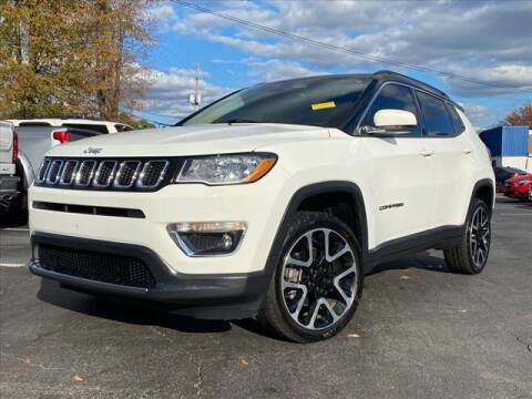 2017 Jeep Compass for sale at iDeal Auto in Raleigh NC