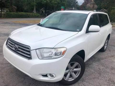 2010 Toyota Highlander for sale at LUXURY AUTO MALL in Tampa FL