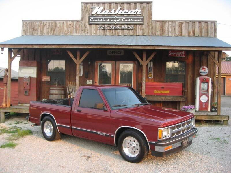 1993 Chevrolet S-10 for sale in Leitchfield, KY