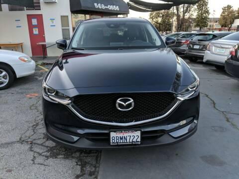 2017 Mazda CX-5 for sale at Auto City in Redwood City CA