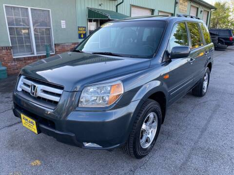 2006 Honda Pilot for sale at ASHLAND AUTO SALES in Columbia MO