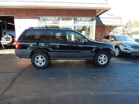 2002 Jeep Grand Cherokee for sale at AUTOWORKS OF OMAHA INC in Omaha NE