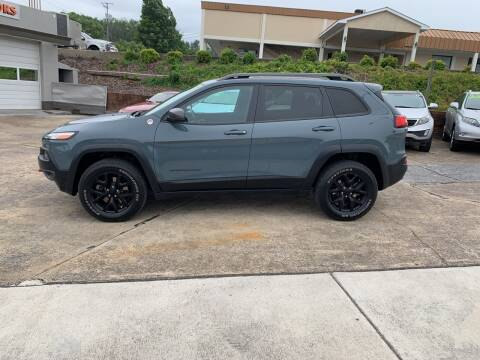 2015 Jeep Cherokee for sale at State Line Motors in Bristol VA