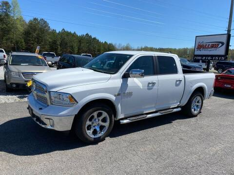 2015 RAM Ram Pickup 1500 for sale at Billy Ballew Motorsports in Dawsonville GA