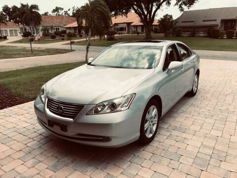 2008 Lexus ES 350 for sale at Bcar Inc. in Fort Myers FL