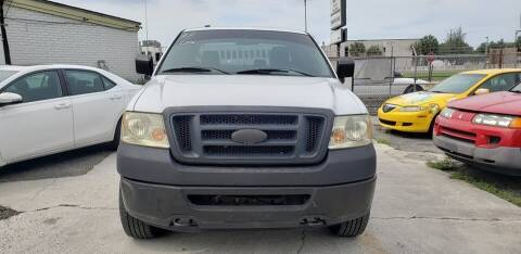 2006 Ford F-150 for sale at GARAGE ZERO in Jacksonville FL