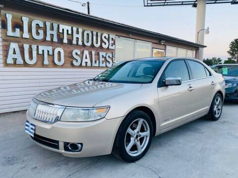 2007 Lincoln MKZ for sale at Lighthouse Auto Sales LLC in Grand Junction CO