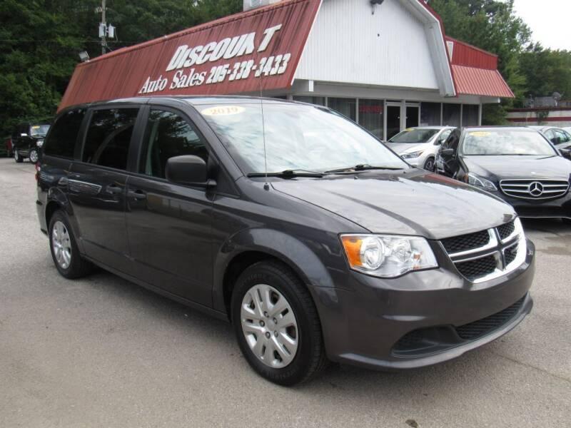 2019 Dodge Grand Caravan for sale at Discount Auto Sales in Pell City AL