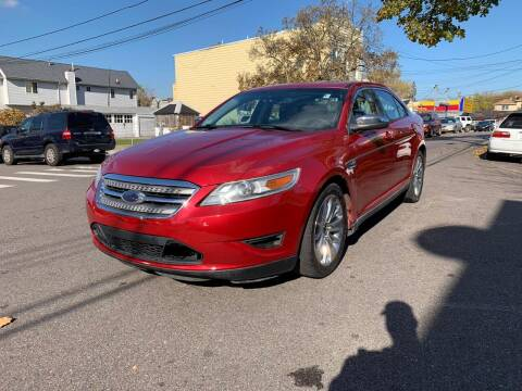 2010 Ford Taurus for sale at Kapos Auto, Inc. in Ridgewood, Queens NY