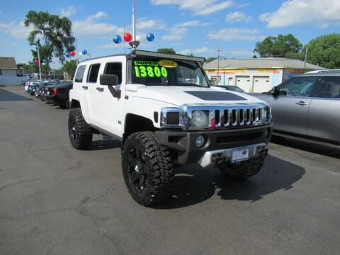 2008 HUMMER H3 for sale at Auto Land Inc in Crest Hill IL