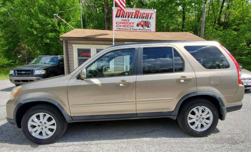 2005 Honda CR-V for sale at DriveRight Autos South York in York PA