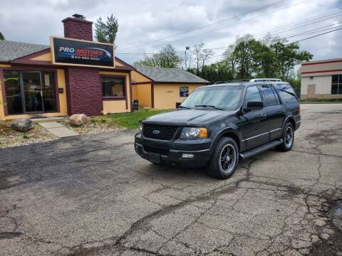2005 Ford Expedition for sale at Pro Motors in Fairfield OH