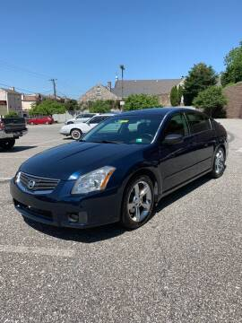 2007 Nissan Maxima for sale at ARS Affordable Auto in Norristown PA