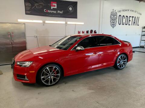 2018 Audi S4 for sale at The Car Buying Center in Saint Louis Park MN
