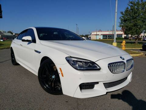 2017 BMW 6 Series for sale at Perfect Auto in Manassas VA