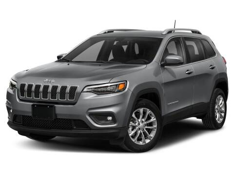 2020 Jeep Cherokee for sale at West Motor Company in Preston ID