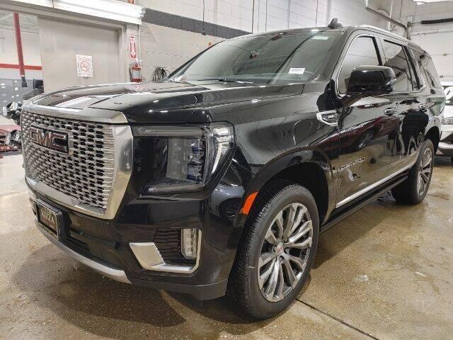 2021 GMC Yukon for sale at Rizza Buick GMC Cadillac in Tinley Park IL