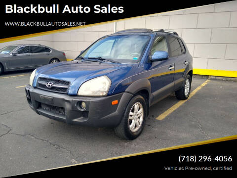 2006 Hyundai Tucson for sale at Blackbull Auto Sales in Ozone Park NY