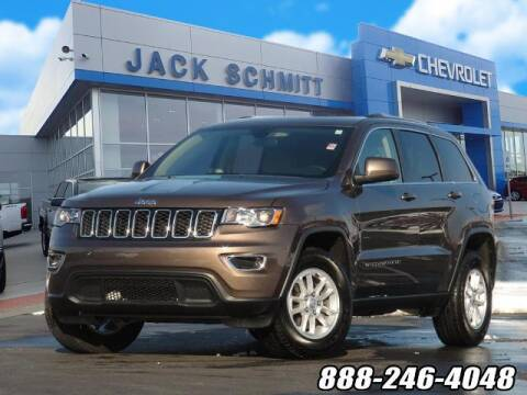 2020 Jeep Grand Cherokee for sale at Jack Schmitt Chevrolet Wood River in Wood River IL