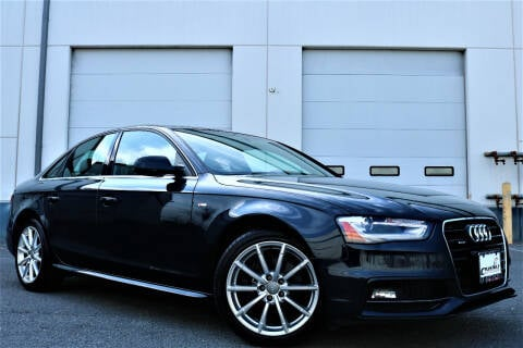 2014 Audi A4 for sale at Chantilly Auto Sales in Chantilly VA