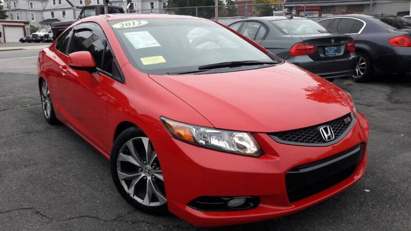 2012 Honda Civic for sale at White St. Motors in Haverhill MA