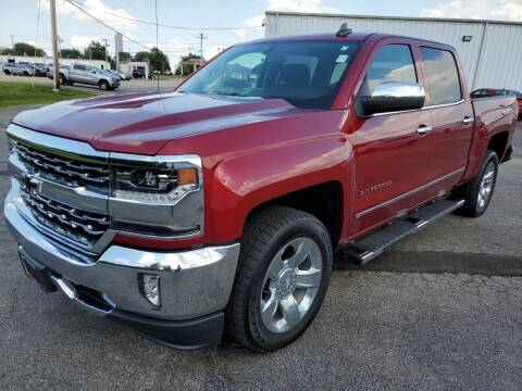 2018 Chevrolet Silverado 1500 for sale at Art Hossler Auto Plaza Inc - Used Inventory in Canton IL