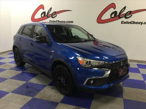 2017 Mitsubishi Outlander Sport for sale at Cole Chevy Pre-Owned in Bluefield WV