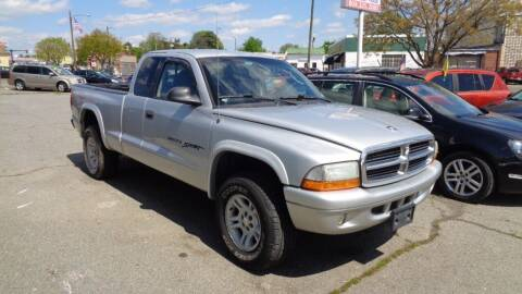 2001 Dodge Dakota for sale at RVA MOTORS in Richmond VA
