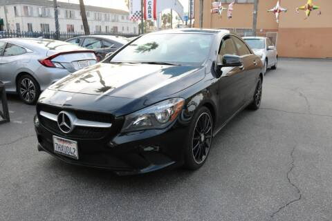 2014 Mercedes-Benz CLA for sale at Eden Motor Group in Los Angeles CA