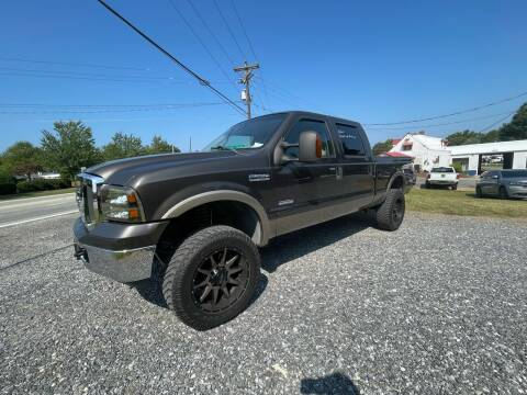 2006 Ford F-250 Super Duty for sale at Priority One Auto Sales in Stokesdale NC