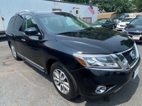 2014 Nissan Pathfinder for sale at Exem United in Plainfield NJ
