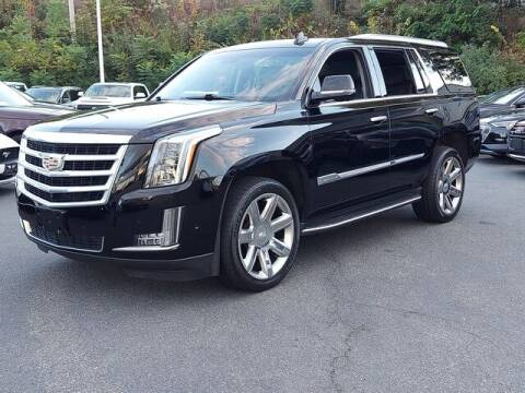 2017 Cadillac Escalade for sale at Automall Collection in Peabody MA