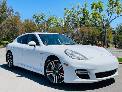 2011 Porsche Panamera for sale at Automaxx Of San Diego in Spring Valley CA
