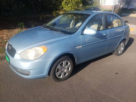 2007 Hyundai Accent for sale at KC Cars Inc. in Portland OR