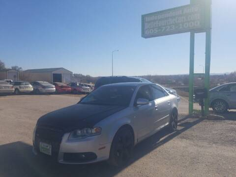 2008 Audi A4 for sale at Independent Auto in Belle Fourche SD