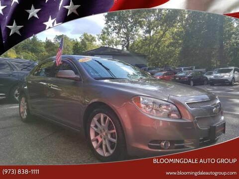 2010 Chevrolet Malibu for sale at Bloomingdale Auto Group in Bloomingdale NJ