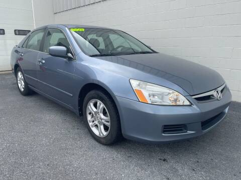 2007 Honda Accord for sale at Zimmerman's Automotive in Mechanicsburg PA