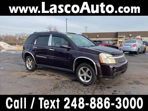 2007 Chevrolet Equinox for sale at Lasco of Waterford in Waterford MI