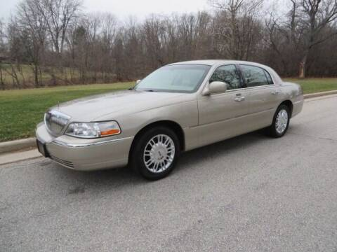 2008 Lincoln Town Car for sale at EZ Motorcars in West Allis WI