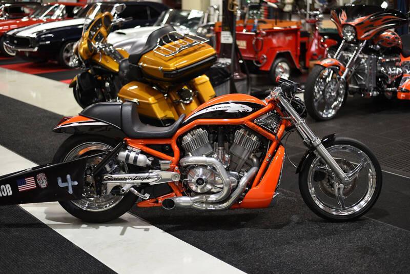 2006 Harley-Davidson V-ROD DESTROYER TRACK USE ONLY for sale at Crystal Motorsports in Homosassa FL