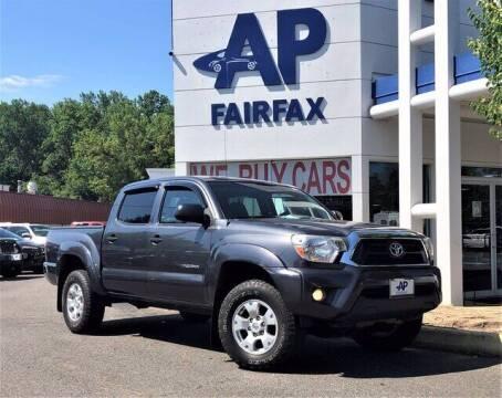 2014 Toyota Tacoma for sale at AP Fairfax in Fairfax VA