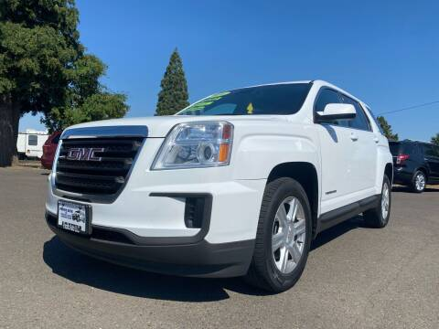 2016 GMC Terrain for sale at Pacific Auto LLC in Woodburn OR