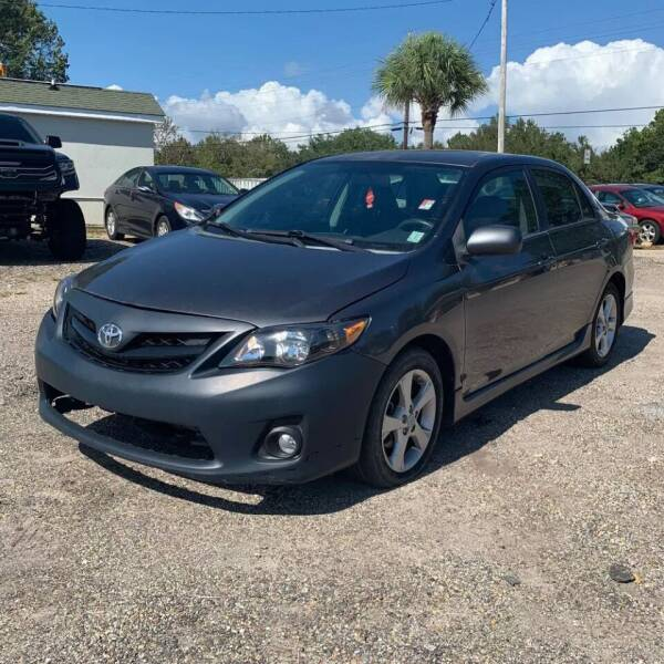 2011 Toyota Corolla for sale at CARZ4YOU.com in Robertsdale AL