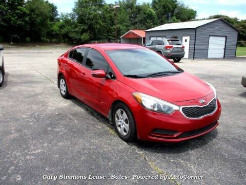 2015 Kia Forte for sale at Gary Simmons Lease - Sales in Mckenzie TN