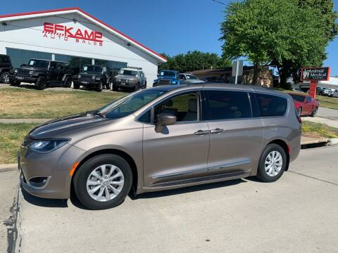 2017 Chrysler Pacifica for sale at Efkamp Auto Sales LLC in Des Moines IA